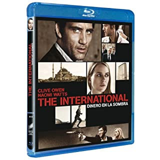 The International Dinero En La Sombra - Bd [Blu-ray] (B0053CAPIW) | Amazon price tracker / tracking, Amazon price history charts, Amazon price watches, Amazon price drop alerts
