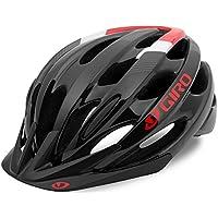 Giro Bishop Helmet black/bright red 2017 mountainbike helm downhill