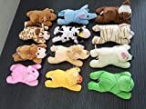 #10: Skylofts Cute Imported 13cm Soft Toy Fridge Magnets ( Pack of 2 magnets)