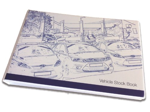 Car Sales / Vehicle Stock Book (VAT Margin Scheme) For