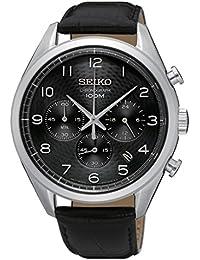 Reloj Seiko para Hombre SSB231P1_Nero, Nero