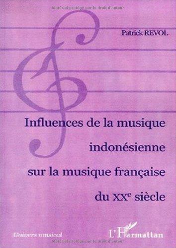 Influence de la musique indonésienne sur la musique française du XXe siècle