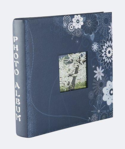 FaCraft Álbum fotos 6 x 4 pulgadas 200 bolsillos