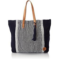 Timberland Shopping Bag, Cabas femme, Bleu (Maritime Blue), 13x40x44 cm (W x H L)