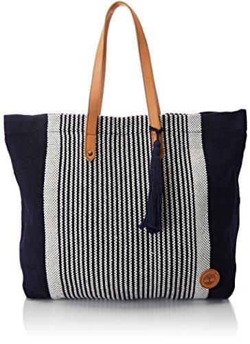 Timberland Damen Shopping Bag Tote, Blau (Maritime Blue), 13x40x44 centimeters