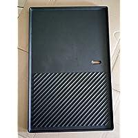 GP3XXL plancha de hierro fundido/aprox. 48,6x 31,8cm/Reversible Placa/pizza placa/bratplatte para barbacoas de gas–para profesionales)