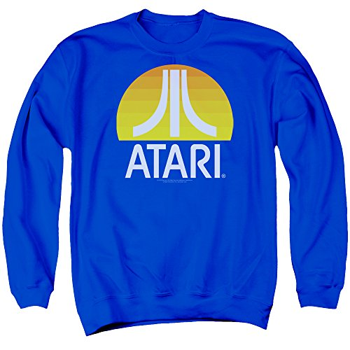 Atari -  Felpa  - Uomo Royal Blue