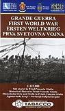Wanderkarte Erster Weltkrieg 1:125 000 - Tabacco Editrice