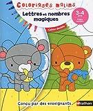 Lettres et nombres magiques : 3-4ans Petite section