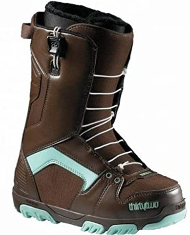 Thirtytwo Snowboard Boots Prion Fasttrack Chocolate Women´s Boots, Schuhgrösse:39