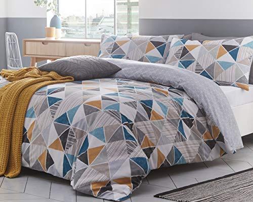 Creative Cloth Bettwäsche-Set, Mehrfarbig, King-Size-Bett (Bettdecken Creative Bett)