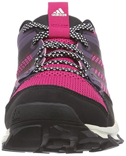 adidasKanadia 7 Trail - Scarpe da Trail Running Donna Grigio (Grau (Ash Purple S15-St/Core Black/Bold Pink))