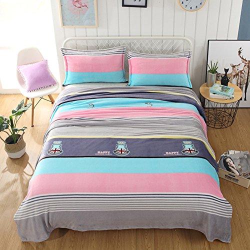 Fashion bed sheet/single/ doppel-luft-bedingte decke/weiches bequemes bett-blatt /wohnheim bettwäsche-E 110x150cm(43x59inch) - 43 Luft