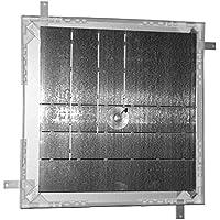 Sanitop-Wingenroth 83994 5 Revisionsöffnung/Fliesentür einstellbar von 15 x 15 cm bis 40 x 40 cm