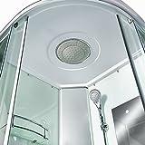 AcquaVapore DTP10-0000 Dusche Duschtempel Duschkabine Fertigdusche 80×80, EasyClean Versiegelung:JA mit 2K Scheiben Versiegelung - 6