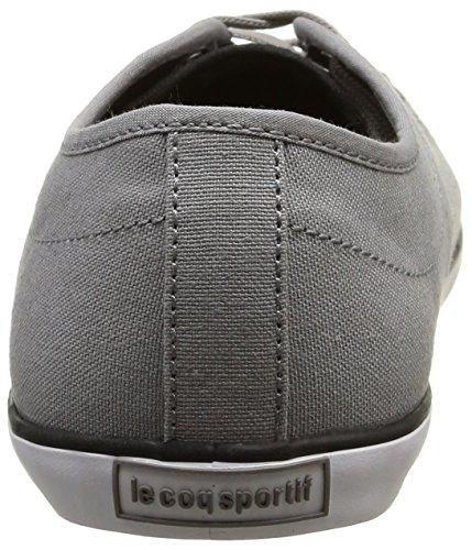 Le Coq Sportif Slimset, Baskets Basses Homme Gris (Titanium)