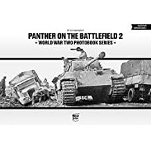 Panther on the Battlefield 2: World War Two Photobook Series