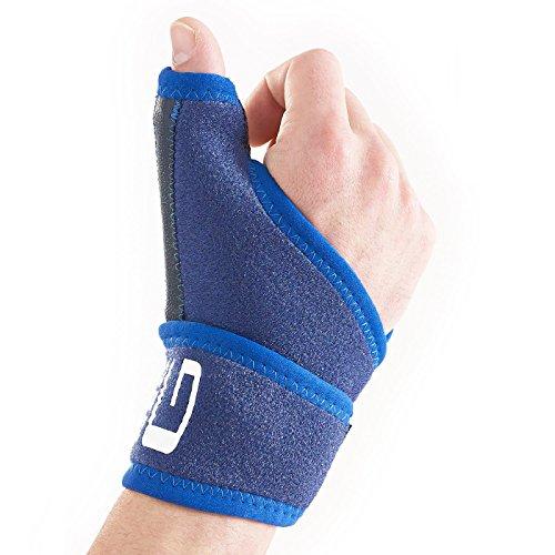Neo G Órtesis para pulgar - Calidad de Grado Médico. Ayuda a muñecas, pulgares, lesionados, débiles, artríticos, esguinces, distensiones, inestabilidad. Tamaño Universal - Unisex