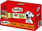 Frolic Complete Hundefutter Geflügel Gemüse und Reis, 1er Pack (1 x 7,5 kg)