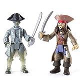 Fluch der Karibik - Spiel Figuren Set Jack Sparrow & Geister Pirat Salazars Rache