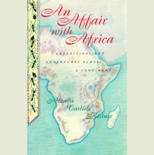 An Affair with Africa  Audiolibri