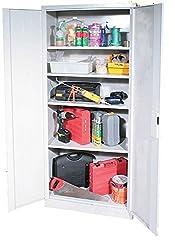 Assembled 1850mm High Cupboard
