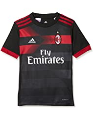 adidas AC Milan 3rd Youth Short Sleeve Jersey 2017/2018