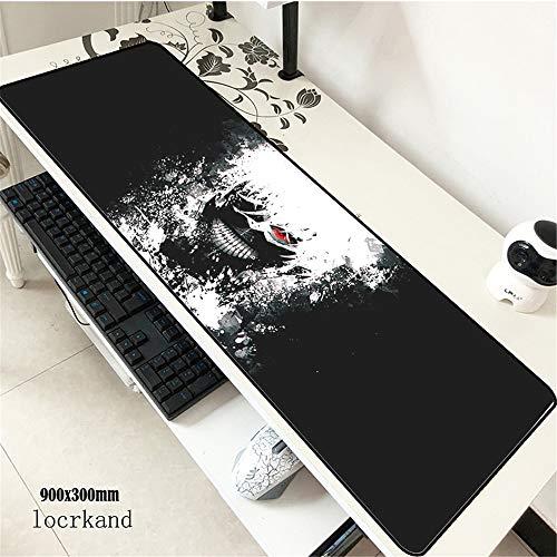 Bellissimo paesaggio mouse pad arte moda tastiera del computer desktop pad di alta qualità grande gioco pad sensazione tridimensionale 3 900X300X2MM