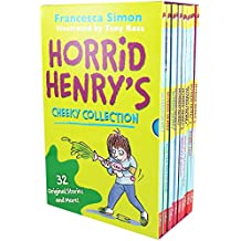 Horrid Henry Cheeky Collection 10 Books Box Set