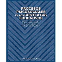 Procesos psicosociales en los contextos educativos (Psicología)