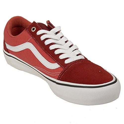Vans M Gilbert Crockett P, Sneaker uomo Red
