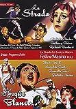 Programa Doble - Fellini/Masina Volumen2 (La Strada + El Jeque Blanco) [DVD]