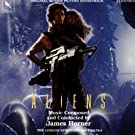 Horner: Aliens Original Soundtrack [SOUNDTRACK]