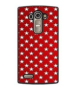 PrintVisa Designer Back Case Cover for LG G4 :: LG G4 Dual LTE :: LG G4 H818P H818N :: LG G4 H815 H815TR H815T H815P H812 H810 H811 LS991 VS986 US991 (Decoration White color Abstract Texture Backdrop)