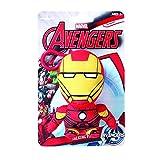 Jazwares- Iron Man Peluche parlante, AVG01832,