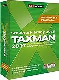 TAXMAN 2017 Rentner & Pensionäre (für Steuerjahr 2016) -