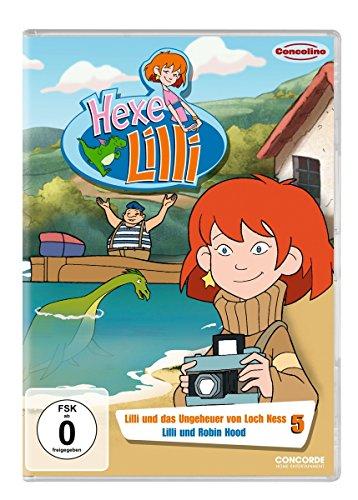 5 - Lilli und das Ungeheuer von Loch Ness / Lilli und Robin Hood