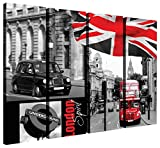 Delester Design PP108 S8 London Tableau 120 x 100 x 30 cm