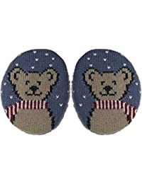 Earbags mit Teddy Muster