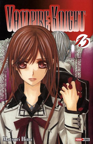 Vampire Knight Edition simple Tome 15