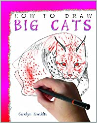 How to Draw Big Cats by Carolyn Franklin (2008-09-02)