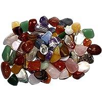 budawi® - Edelsteinmischung angetrommelt 250g Mix M, 20-30 mm, Dekosteinmischung, Trommelsteine preisvergleich bei billige-tabletten.eu