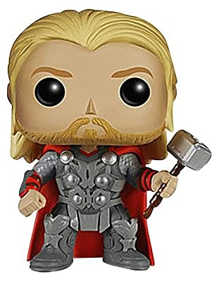 Avengers Thor - Vinyl Bobble-Head 69 Figurine de collection