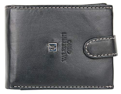 8dd47988cd3a9 Small - Pocket Size Soft Genuine Leather Wallet Valentini Gino