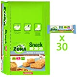 enerZONA bar Snack avena e arachidi box da 30