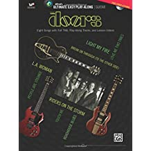 The Doors: Eight Songs With Full Tab, Play-along Tracks, and Lesson Videos + DVD
