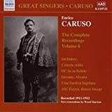Enrico Caruso - The Complete Recordings, vol. 6