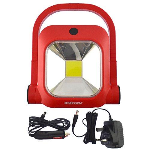 AB Tools-US Pro Free Standing Super réglable s/n LED Lumineux Feu de Travail portatif Lampe Lanterne