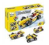 #1: Wishkey Architect Sports Car Building Block Brick Infant Toys