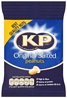Kp Original Salted Peanuts Cs 90 G (Pack of 18) (B0077PPJYI) | Amazon price tracker / tracking, Amazon price history charts, Amazon price watches, Amazon price drop alerts